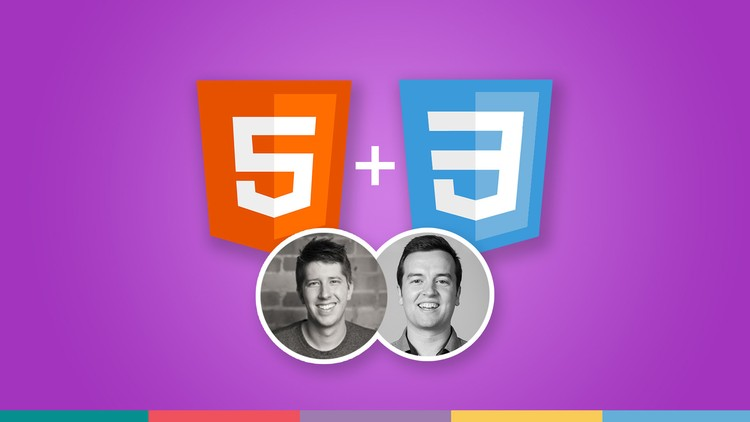Easy HTML5 + CSS3 + Bootstrap Web Design for Beginners
