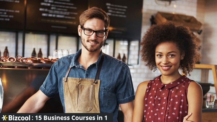 Start-up Masterclass 2018: 15 Business Courses in 1