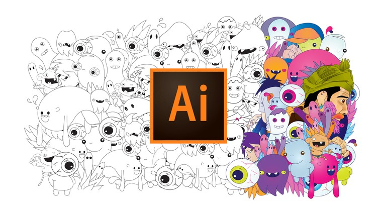 Illustrator CC 2018 for beginners : Basics & Tricks