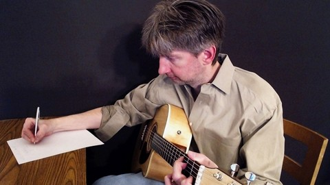 Songwriting for the Curious Guitarist