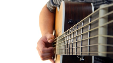 Acoustic Fingerstyle Guitar Course: Beginner to Advanced